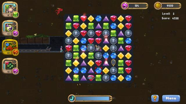 Caves and Castles: Underworld screenshot 33355