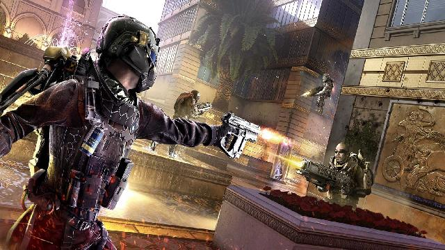 Call of Duty: Advanced Warfare - Reckoning Screenshots, Wallpaper