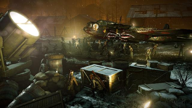 Zombie Army 4: Dead War - Mission 5: Alpine Blitz screenshot 33189