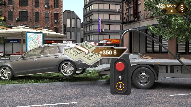 Roadside Assistance Simulator screenshot 33711