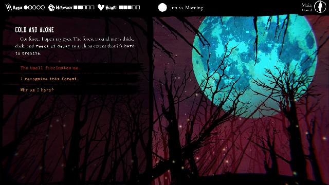 Werewolf: The Apocalypse - Heart of the Forest screenshot 33947