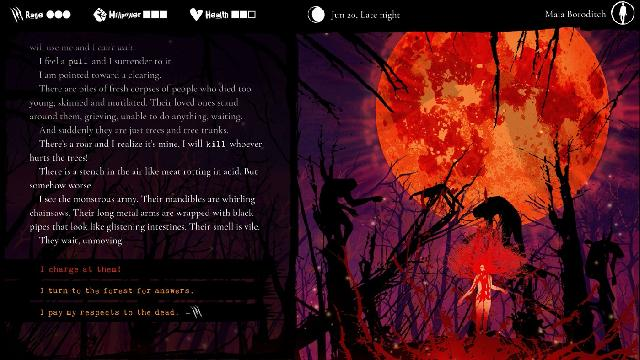 Werewolf: The Apocalypse - Heart of the Forest screenshot 33945