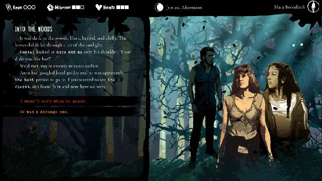 Werewolf: The Apocalypse - Heart of the Forest screenshot 33946
