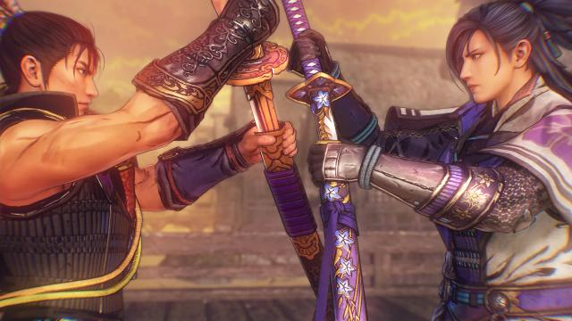 SAMURAI WARRIORS 5 screenshot 34003