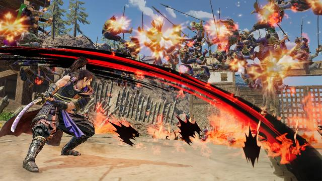 SAMURAI WARRIORS 5 screenshot 34004