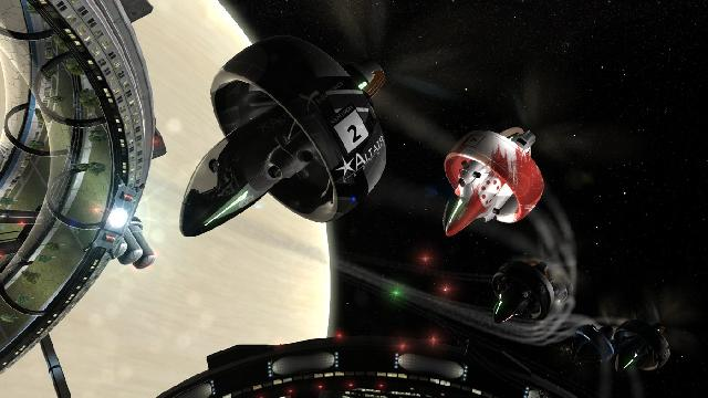 Orbital Racer screenshot 34023