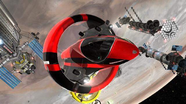 Orbital Racer screenshot 34028