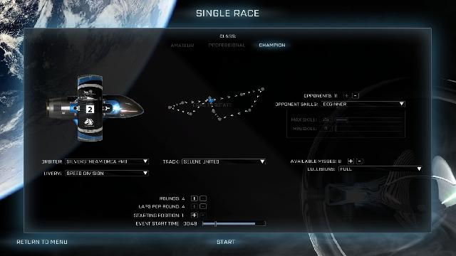 Orbital Racer screenshot 34026