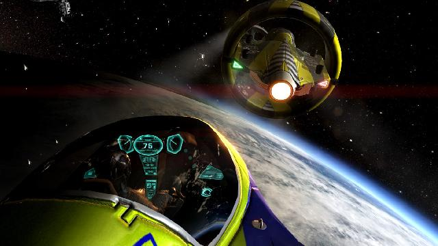 Orbital Racer screenshot 34032