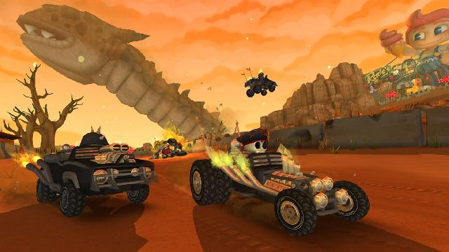 Beach Buggy Racing 2: Island Adventure screenshot 34111