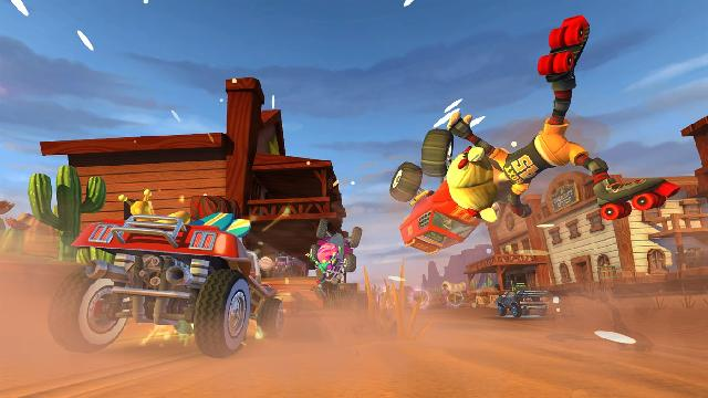 Beach Buggy Racing 2: Island Adventure screenshot 34106