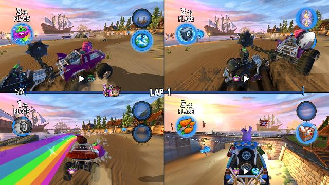 Beach Buggy Racing 2: Island Adventure screenshot 34107
