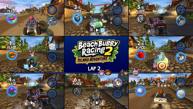 Beach Buggy Racing 2: Island Adventure screenshot 34108