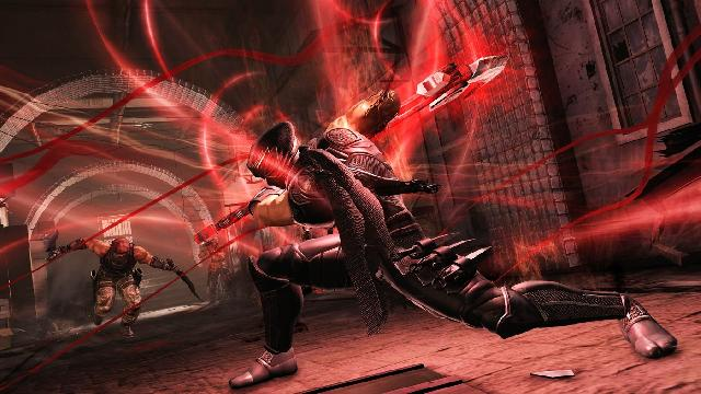 Ninja Gaiden 3: Razor's Edge screenshot 34249