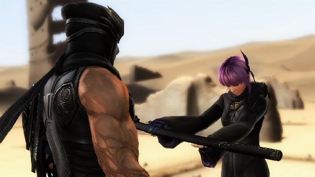 Ninja Gaiden 3: Razor's Edge screenshot 34253