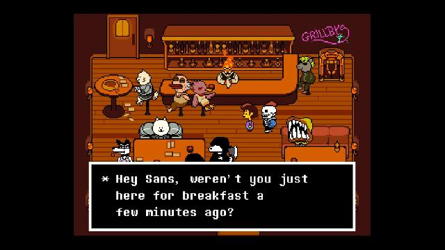 UNDERTALE screenshot 34306