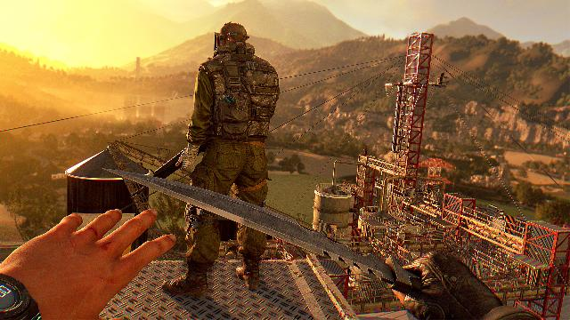 Dying Light The Following DLC Screenshot