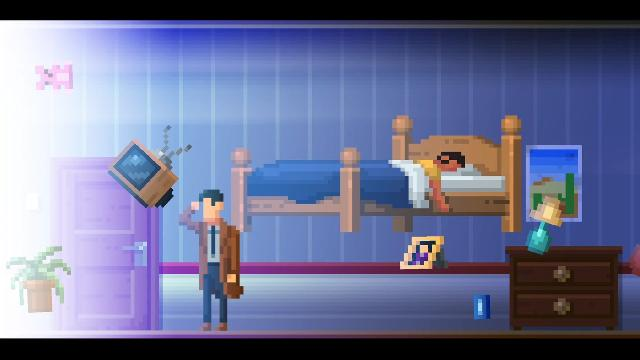 The Darkside Detective: Fumble in the Dark screenshot 34606