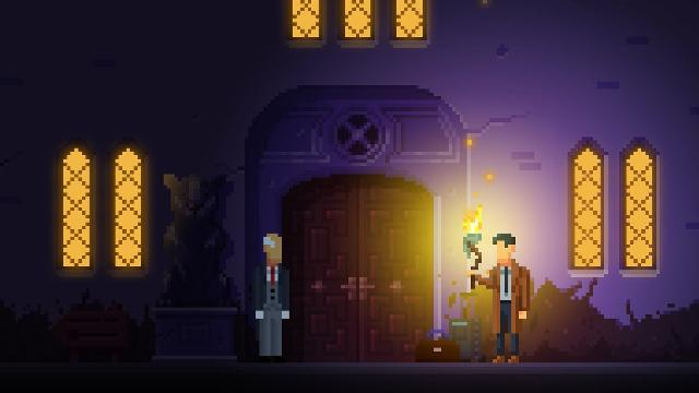 The Darkside Detective: Fumble in the Dark screenshot 34607