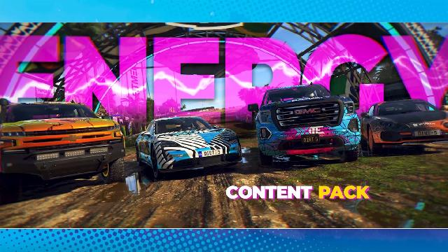 DiRT 5 - Energy Content Pack screenshot 34634