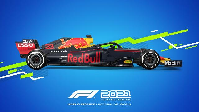 F1 2021 screenshot 35001
