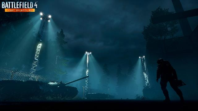 Battlefield 4: Night Operations Screenshots, Wallpaper