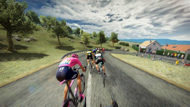 Tour de France 2021 screenshot 35215