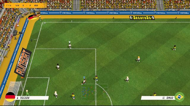 Super Soccer Blast: America vs Europe screenshot 35247