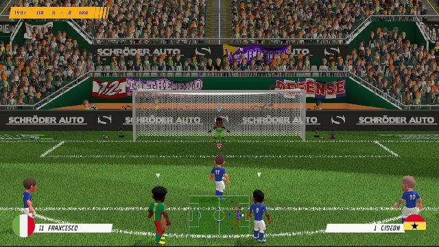 Super Soccer Blast: America vs Europe screenshot 35249