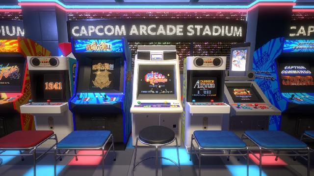 Capcom Arcade Stadium screenshot 35300
