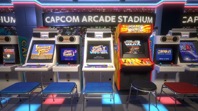 Capcom Arcade Stadium screenshot 35301