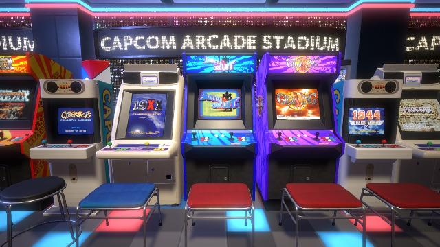 Capcom Arcade Stadium screenshot 35302