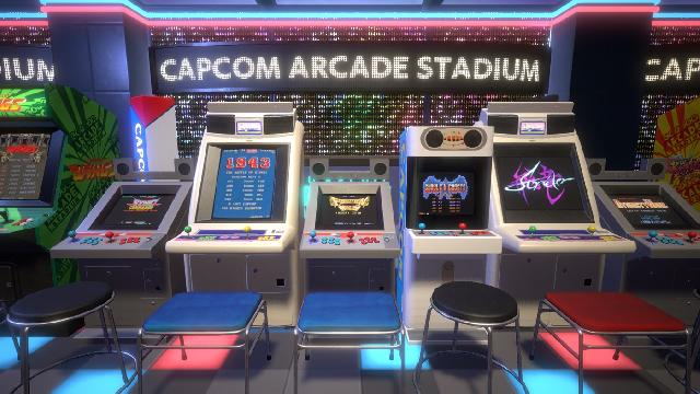 Capcom Arcade Stadium screenshot 35304