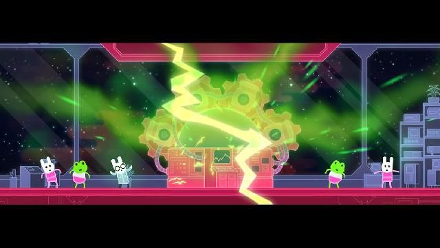 Lovers in a Dangerous Spacetime screenshot 4476