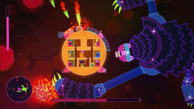 Lovers in a Dangerous Spacetime screenshot 4478