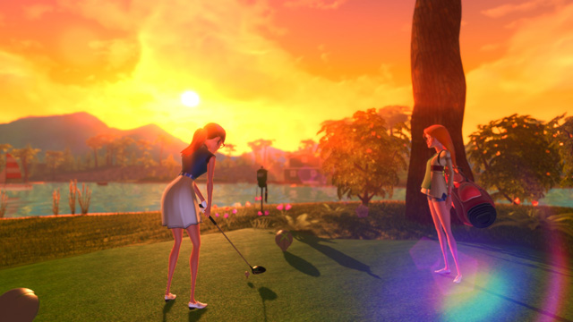 Powerstar Golf Screenshots, Wallpaper