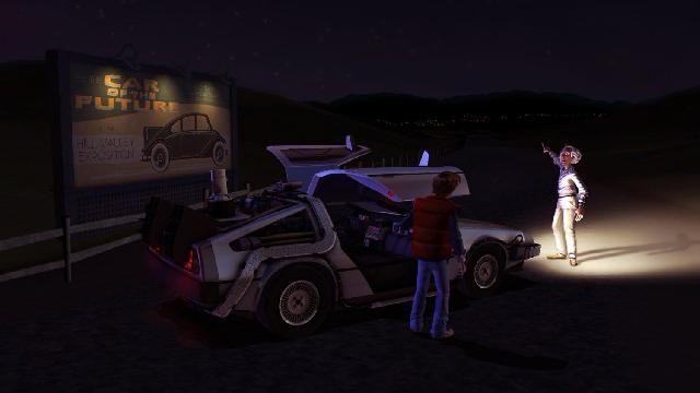 Back to the Future screenshot 4903