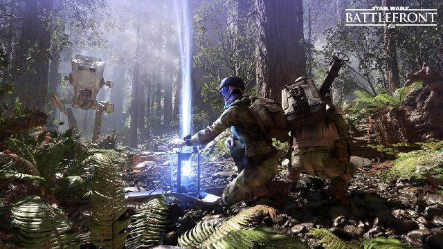 Star Wars: Battlefront Screenshots, Wallpaper