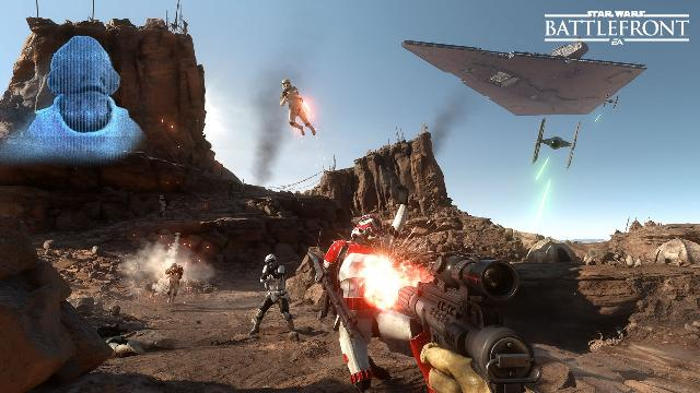 Star Wars: Battlefront screenshot 3584
