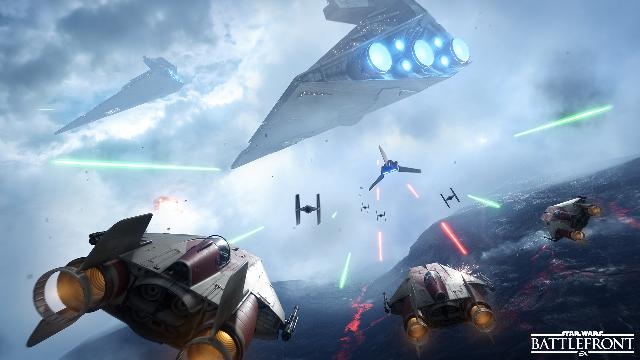 Star Wars: Battlefront screenshot 4133