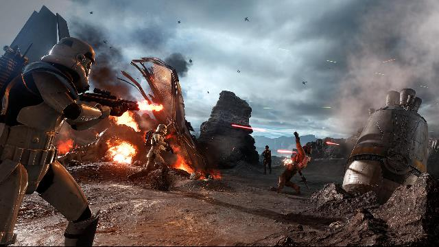 Star Wars: Battlefront screenshot 5362