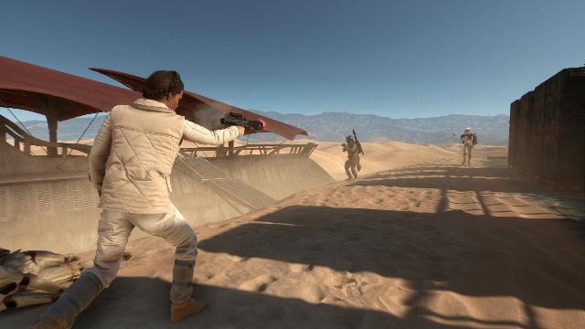 Star Wars: Battlefront screenshot 5372
