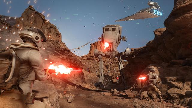 Star Wars: Battlefront screenshot 5378