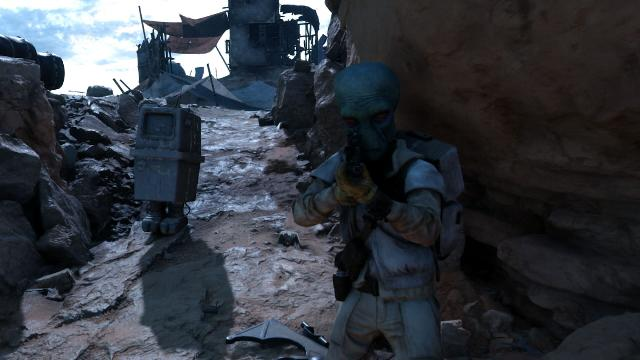 Star Wars: Battlefront screenshot 5381