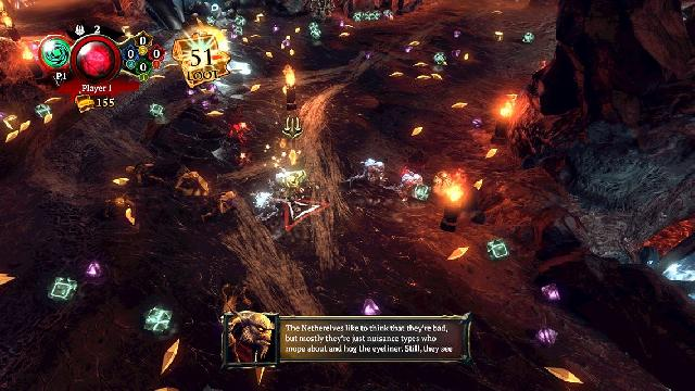 Overlord: Fellowship of Evil screenshot 5112