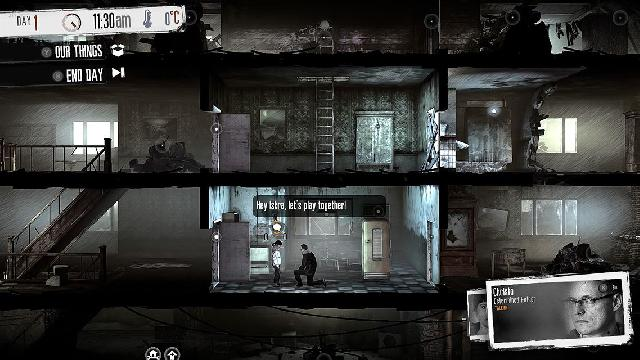 This War of Mine: The Little Ones screenshot 5613