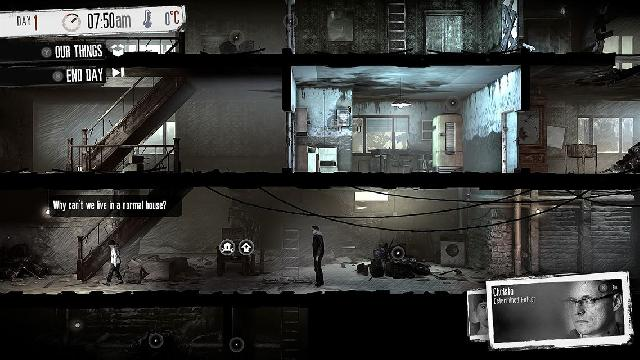 This War of Mine: The Little Ones screenshot 5614