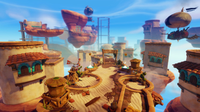 Skylanders Swap Force Screenshots, Wallpaper