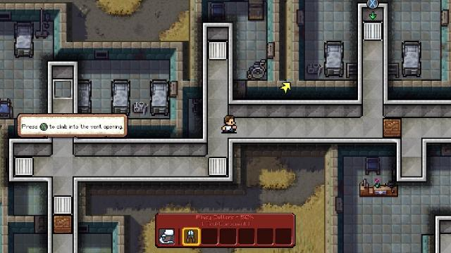 The Escapists: The Walking Dead Screenshots, Wallpaper