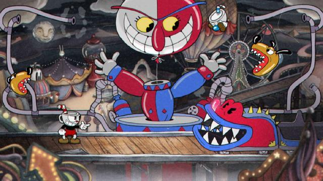 Cuphead screenshot 12222